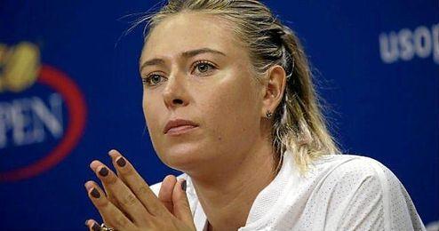 Maria Sharapova obtuvo el año pasado 23 millones de euros sólo de publicidad.