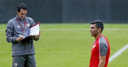 Emery ha reservado jugadores para Europa.