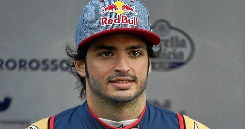 El piloto espa�ol Carlos Sainz acab� noveno la temporada pasada en Australia.