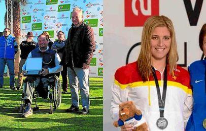 Arturo Montes se proclamaba campeón de España en Valencia y, en Sabadell, Marta Gómez Batelli lograba la Mínima B para los Juegos.