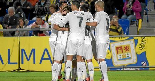 Cristiano Ronaldo, el mayor peligro blanco.
