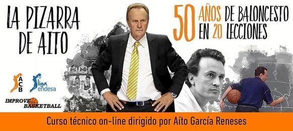 Aito García Reneses, una leyenda del baloncesto español.