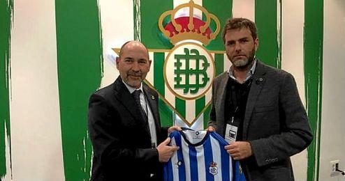 Imagen de Tomás Solano y Juan Sánchez.