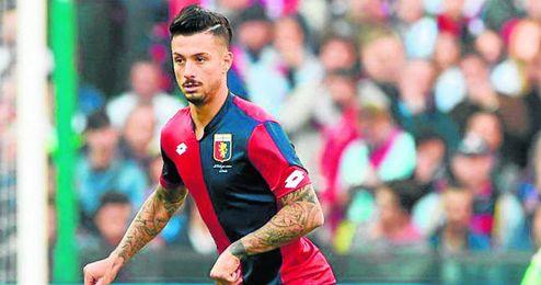 Armando Izzo, en la agenda de Conte para la Eurocopa.