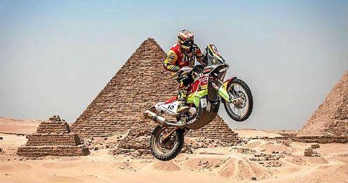 Esta carrera entre las dunas del desierto es parte del Mundial de Cross Country Rally y del Mundo FIA.