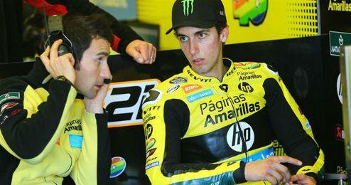 """Para el piloto español, los ocho puntos sumados en Catar son """"muy valiosos""""."""