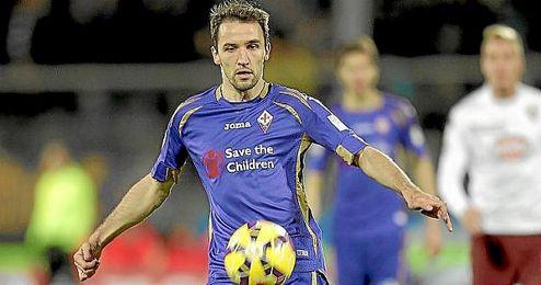 Badelj ha disputado 28 partidos con la Fiorentina, pero no descarta salir.