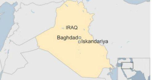 El atentado tuvo lugar en Iskandiriya, al sur de Bagdad.