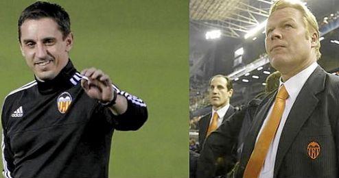 Ambos entrenadores coinciden en haber llegado con la temporada iniciada.