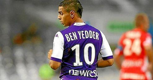 Ben Yedder dejará el Toulouse cuando finalice la temporada.