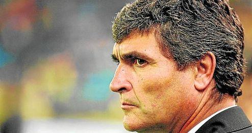 Juande Ramos fue la primera y casi única opción verdiblanca para sustituir a Pepe Mel.
