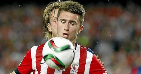 Jonas Ramalho es uno de los centrales con más proyección del Bilbao Athletic.