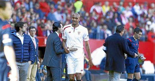 N�Zonzi se ha convertido en una pieza clave para Emery, que ha sabido sacar lo mejor de �l.