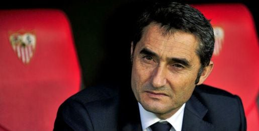 Valverde, técnico del Athletic Club.