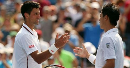 Djokovic y Nishikori se ver�n las caras en la final