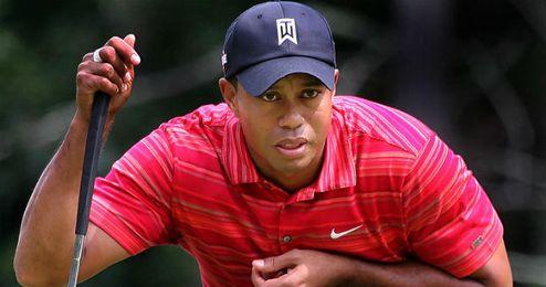 Tiger Woods no acudirá en primer grande.