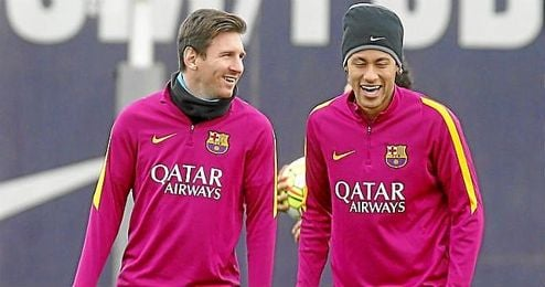 """Neymar: """"Me gustaría jugar con Pogba en el Barça"""""""
