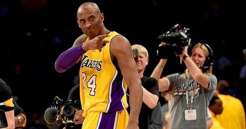 Bryant firmó 60 puntos en su adiós a la NBA.