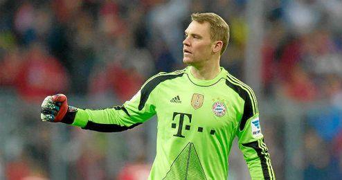 Neuer terminar� su nueva vinculaci�n con el Bayern con 35 a�os.