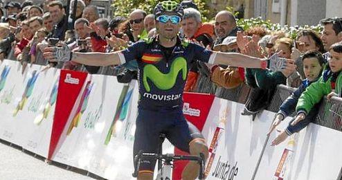 Nadie había logrado domar la ascensión final en tantas ocasiones como Valverde.