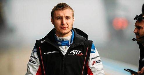 Sirotkin, de 20 a�os, tiene experiencia en la F�rmula 1 con Sauber.