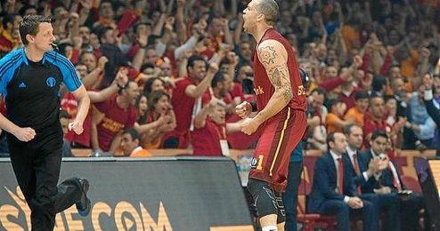 El Galatasaray es el primer equipo turco que gana la Eurocup.