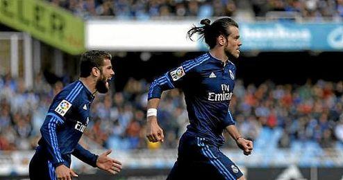 Bale, héroe en Anoeta.