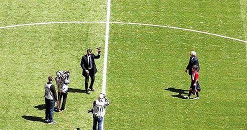 �Il capitanno� del AC Milan estuvo en el equipo �rossonero� 24 temporadas.