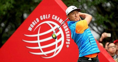 El chino Haotong Li.