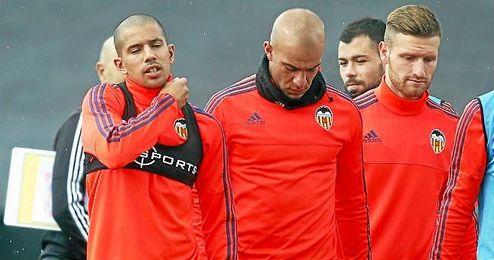 El agente de Feghouli negocia su fichaje por el Fenerbahçe en Turquía.