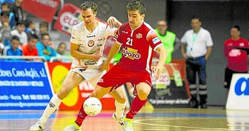 Los aficionados que se acerquen a San Pablo podrán ver en acción a ElPozo Murcia, que peleará por el título ante el Palma Futsal.
