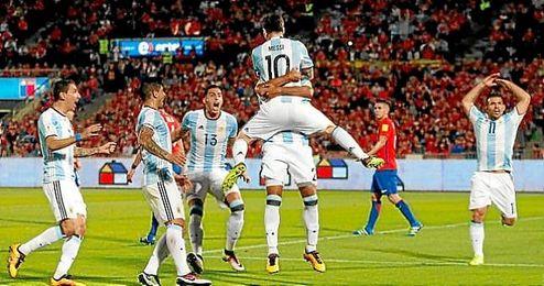 Argentina sigue líder del ranking mundial FIFA