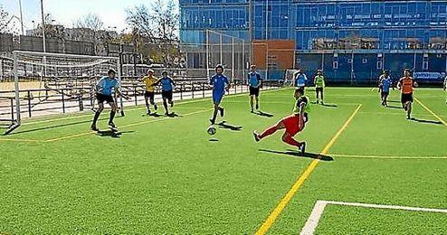 Imagen del Centro Deportivo Santa Justa.