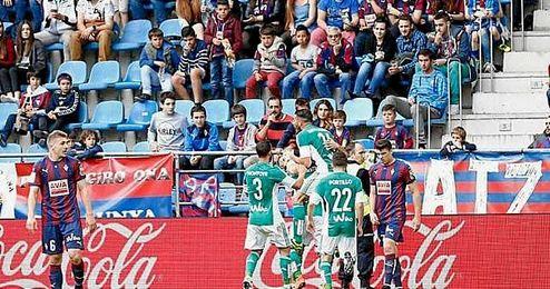 Rubén batió su récord goleador.