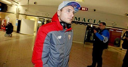 Immobile no gozó de continuidad en sus meses en el Sevilla.