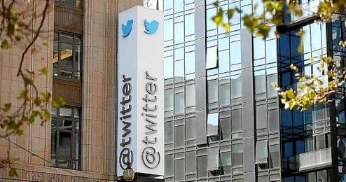 La sede de Twitter se encuentra en San Francisco.