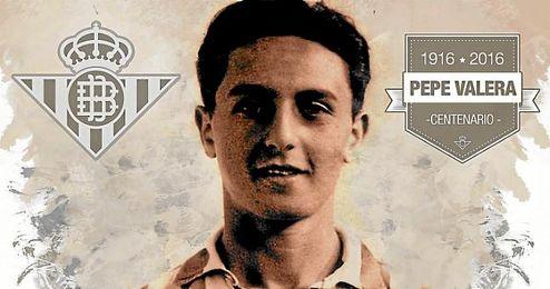 Cartel del partido Betis-Getafe