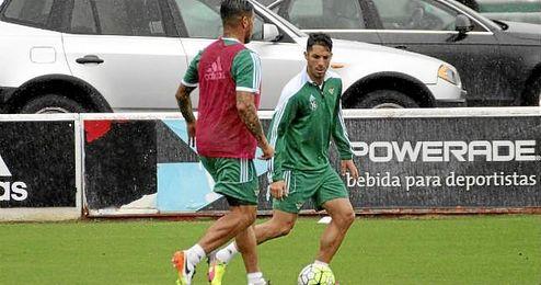 El peruano est� listo para el partido ante el Getafe.