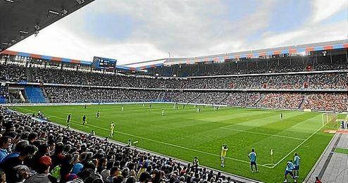 St. Jakob Park acogerá la final de la Europa League entre el Sevilla y el Liverpool.