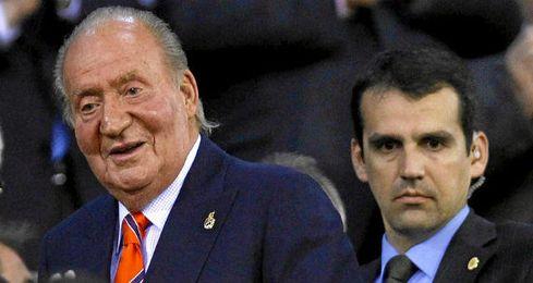 Juan Carlos representará a la Casa Real en Basilea.