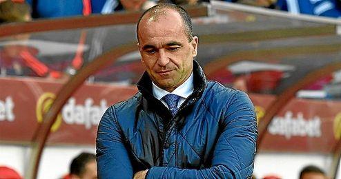 ´Bob´ Martínez, cesado del Everton.