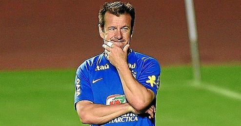 El seleccionador brasileño Dunga
