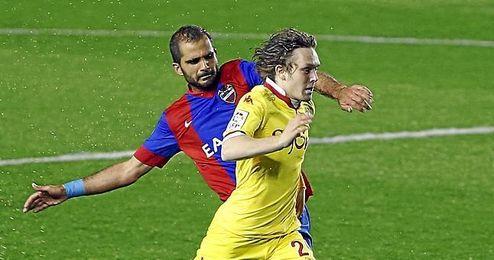 Halilovic tiene muchas papeletas para acabar en el Valencia.