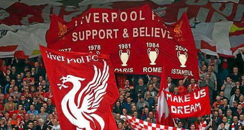 La afición del Liverpool será mayoría en Basilea.