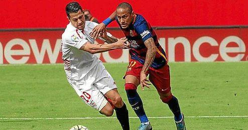 El partido de la Copa del Rey se disputará el próximo domingo a las 21:30h en el Vicente Calderón.
