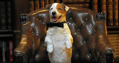�Pancho� tambi�n es conocido por ser el perro del anuncio de la Loter�a Nacional.