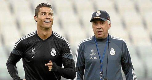 """Ronaldo tomaba """"baños de hielo a las tres de la mañana y ¡tenía a Irina Shayk esperándole en casa!""""."""