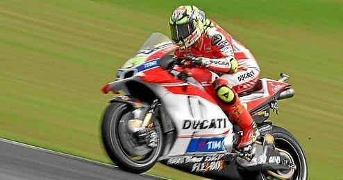 Iannone cumplirá su última temporada en Ducati para ocupar la plaza de Viñales en Suzuka.