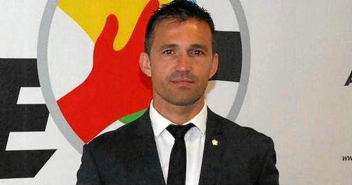 Carmelo del Pozo se incorpora al organigrama del club como secretario técnico.