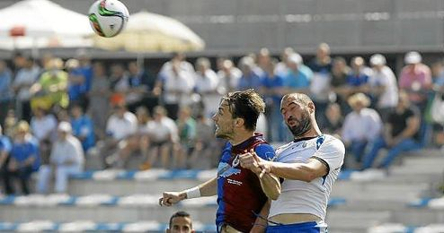 Michu marcó el gol visitante.